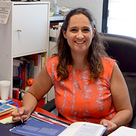 Julie TOURET - Neuropsychologue